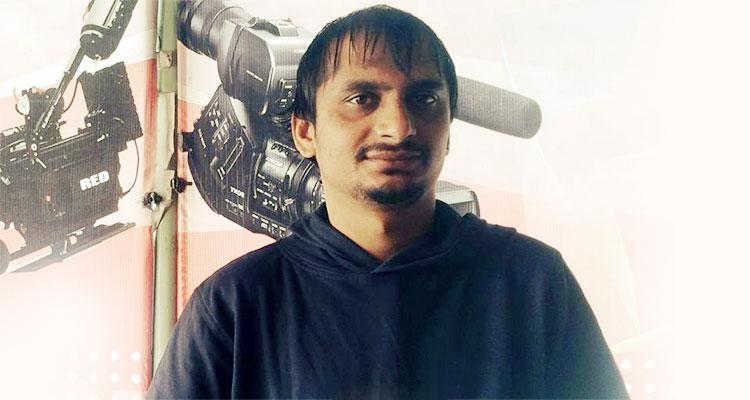 pritam pandey pitamber - film editor