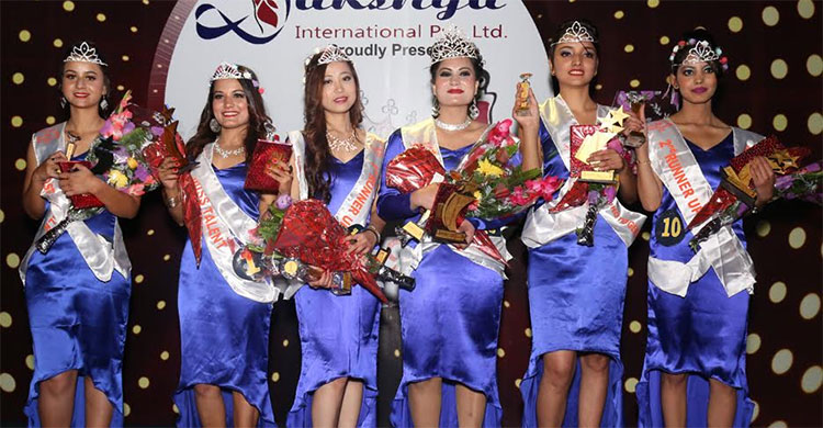 Miss Beautiful Nepal 2015