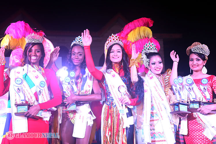 Miss Heritage International 2015 Grand Final
