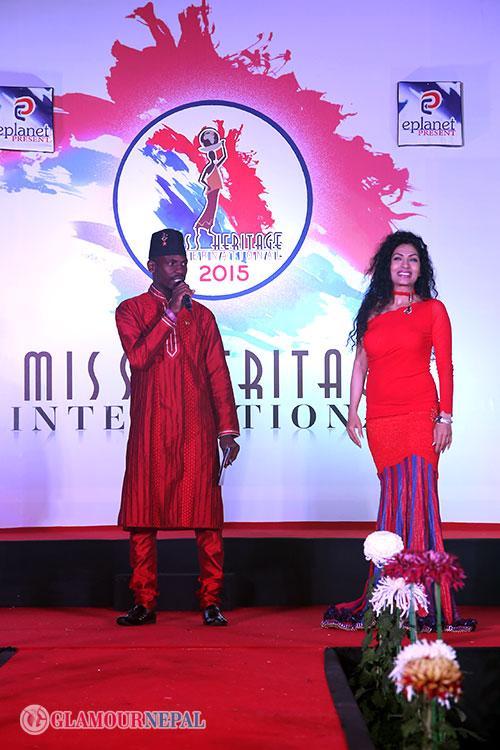 Miss Heritage International 2015 Grand Final