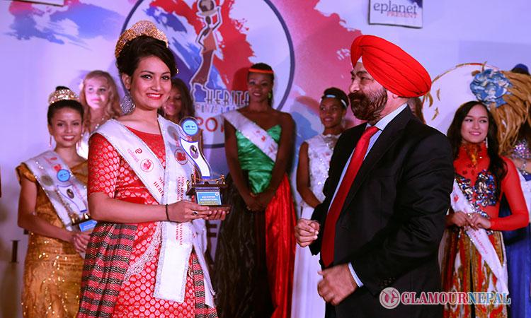 Miss Heritage International 2015 Grand Finale
