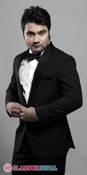 Model Yog Raj Pandey