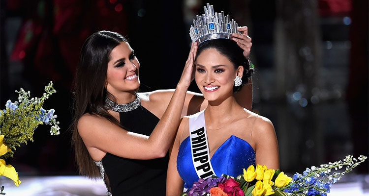 Philippines beauty crowned Miss Universe 2015