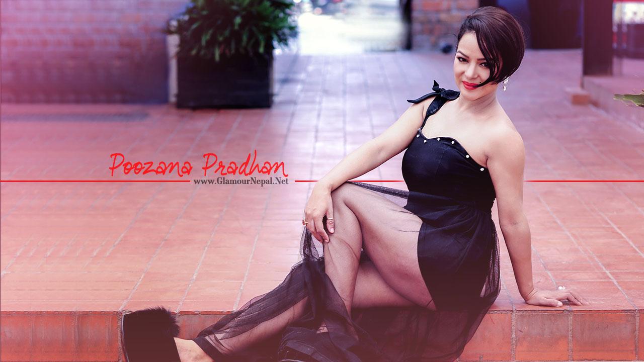 Actress Pujana Pradhan HD Wallpaper
