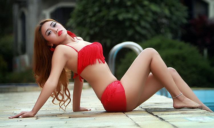 Nepali Model Shritika Gurung