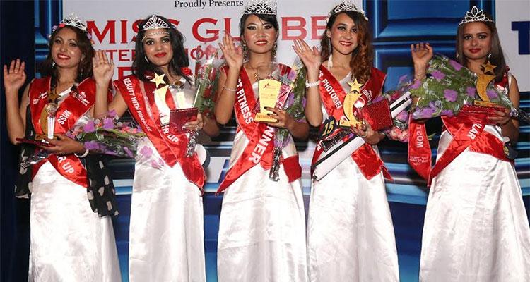 miss glove international nepal