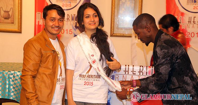 miss heritage international 2015