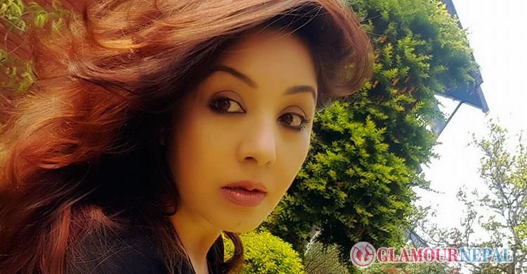 actress karishma manandhar HD Photo