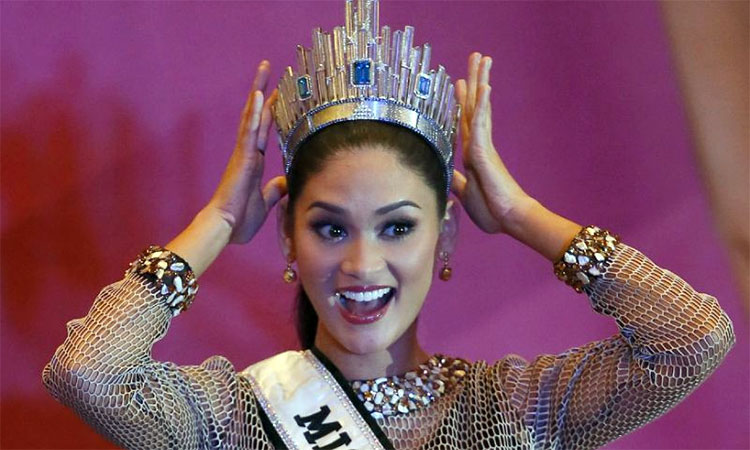 Miss Universe Pia Alonzo Wurtzbach says Next dream is to be a Bond girl