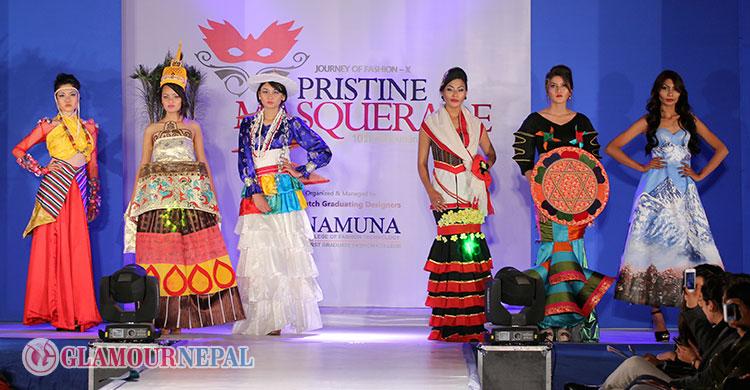 Namuna College Fashion Technology 3 Glamour Nepal