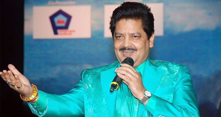 Udit Narayan Jha honored with Padma Bhushan award 2016