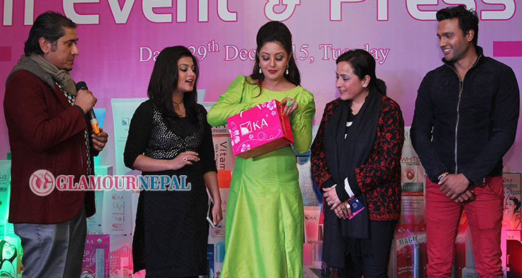 Thai Beauty Products launched in Nepali Market
