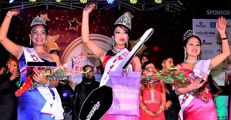 Miss Ecollege 2015 Nitika