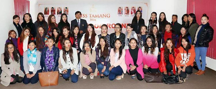 Miss Tamang
