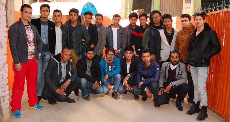 Mr Nepal 2016 Canditates