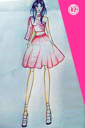 Fashion Designer Arzoo Shrestha