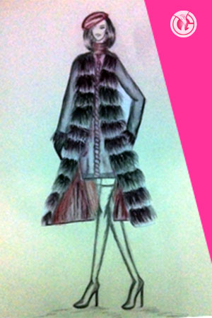 Fashion Designer Dikshya Upadhya