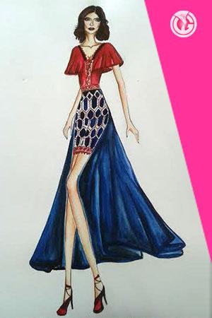 Fashion Designer Sarila Maharjan