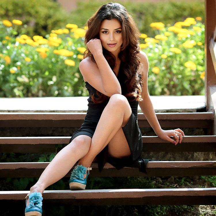 Actress Neeta Dhungana | Photo: Mahesh Pradhan / Kantipur Saptahik