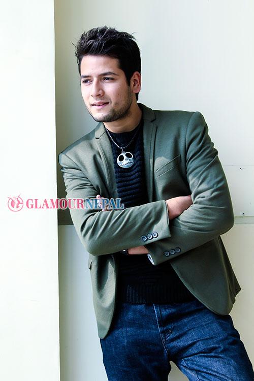 Aamesh Bhandari | Fulai Fulko Mausam Timilai | Actor