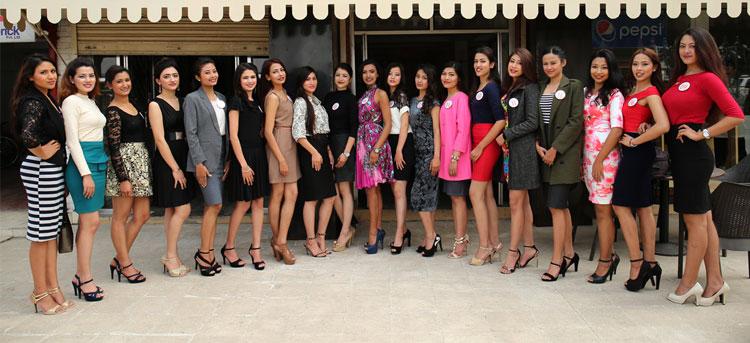 Miss Nepal 2016