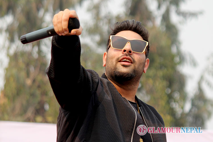 Musical Holi with Badshah (14)