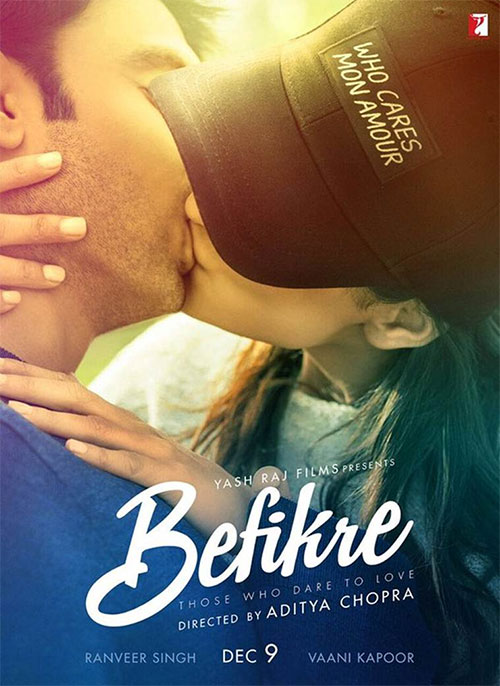 Befikre first look Poster