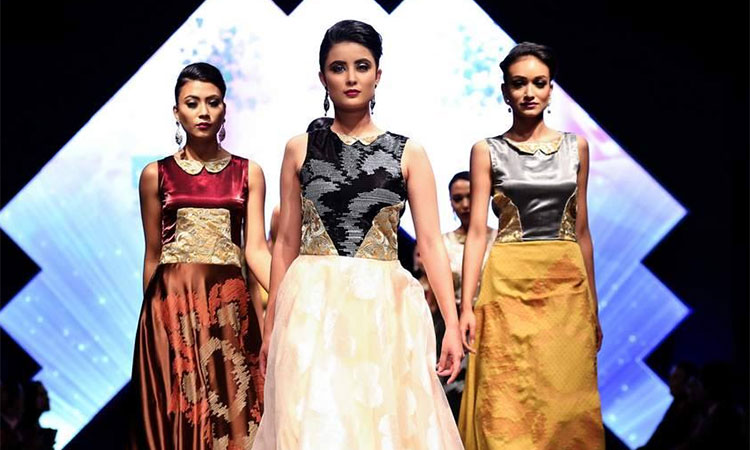 Nepal Fashion week Photo