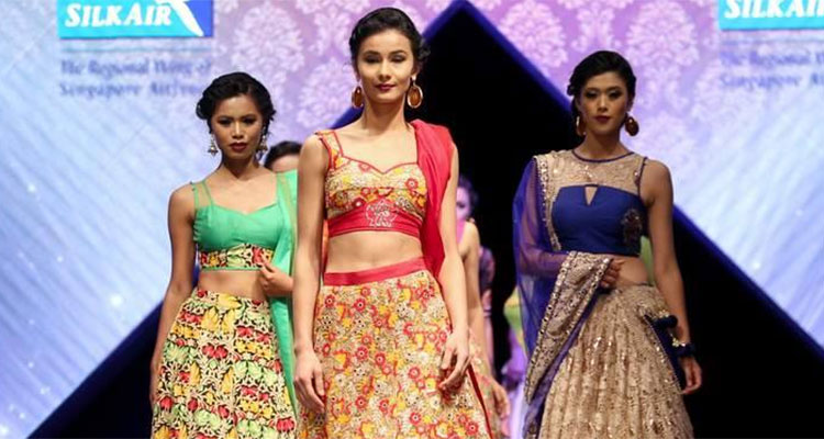 Nepal Fashion Week The Final Day Of Styles Glamour Nepal