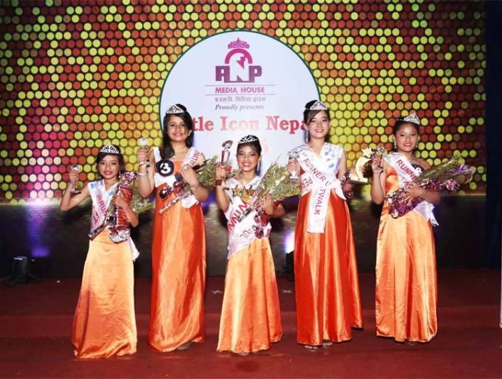 little icon nepal kids winner