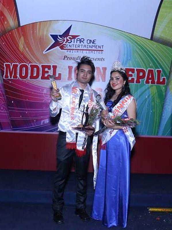model icon winners