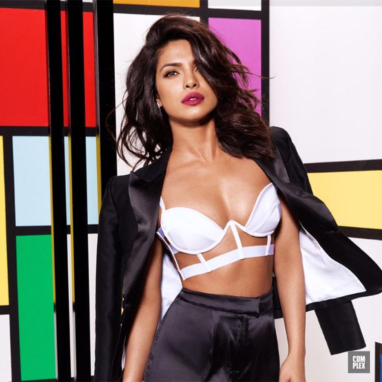 Priyanka Chopra Complex Magazine Shoot 1