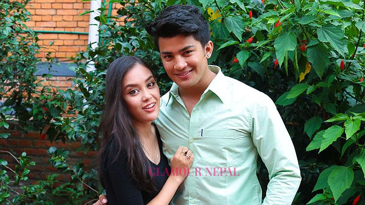 Jyotsna Yogi Akash Shrestha Ma Ta Timrai Hoon
