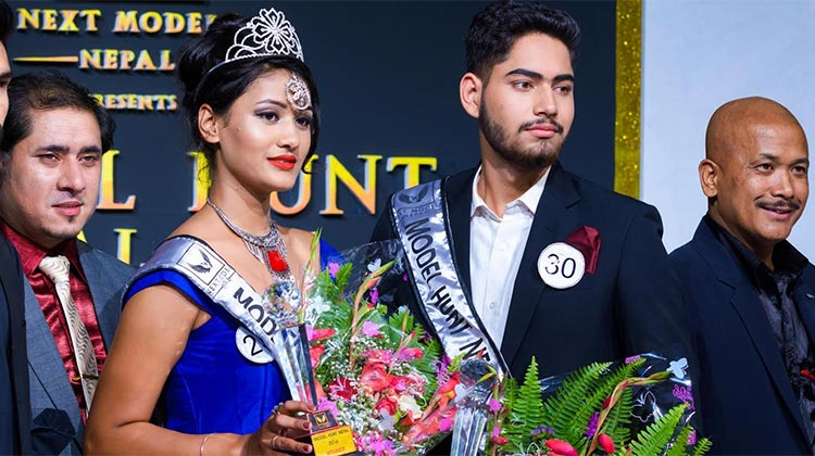 Model-Hunt-Nepal-2016