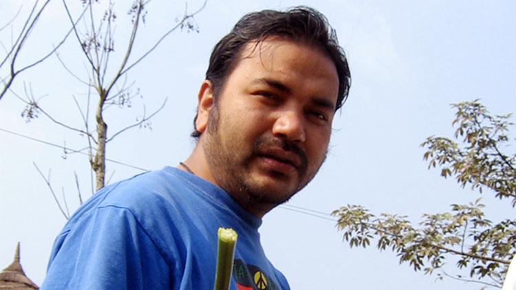 Singer / Musician Sunil Bardewa
