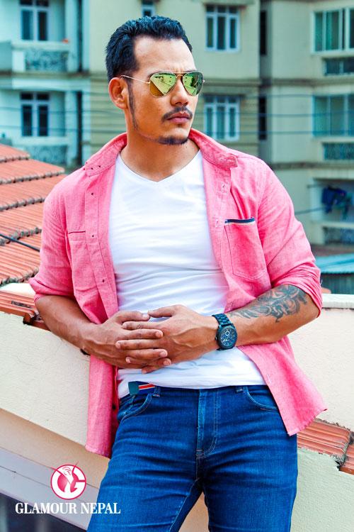 Anoop Bikram Shahi   Glamour Nepal