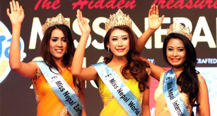 Miss Nepal Beauty Pageant