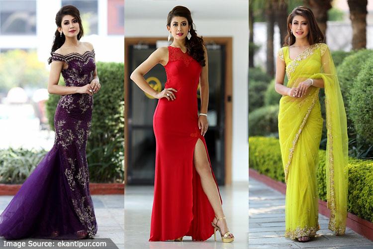 Asmi Shrestha | Miss Nepal World 2016