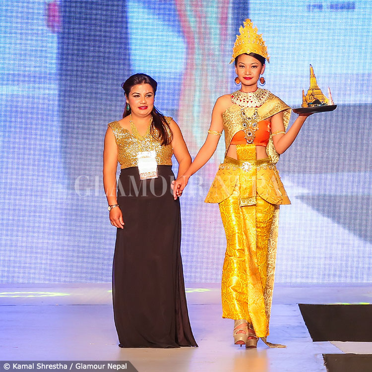 DESIGNER NANU PANDIT THE PORTRAYAL OF THAI PRIDE