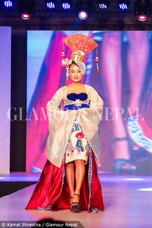 BIMALA KUMARI LAMA   THE JAPANESE GLORY