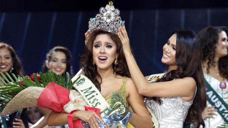 Katherine Espin Miss Earth 2016