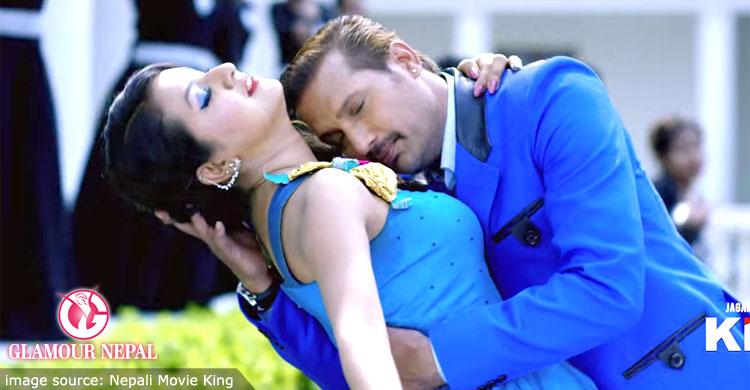 Nepali Movie King | Nikhil Upreti & Benisha Hamal