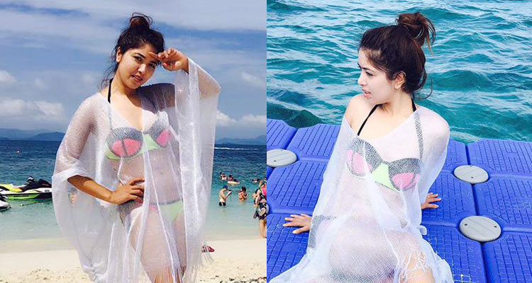 Pooja Sharma Bikini Photo Featured