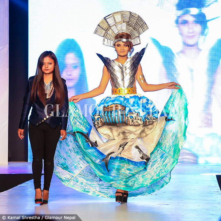 WEARING GREECE IN STYLE BY ASHIKA RAUT