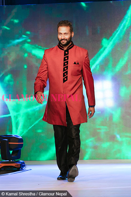 actor-nikhil-upreti-de-celebrity-runway