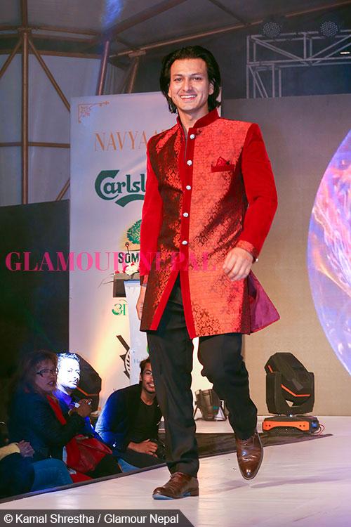 aryan-adhikari-de-celebrity-runway