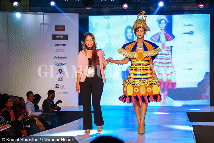The Glaze on a Moroccon Paradise by Arzoo Shrestha