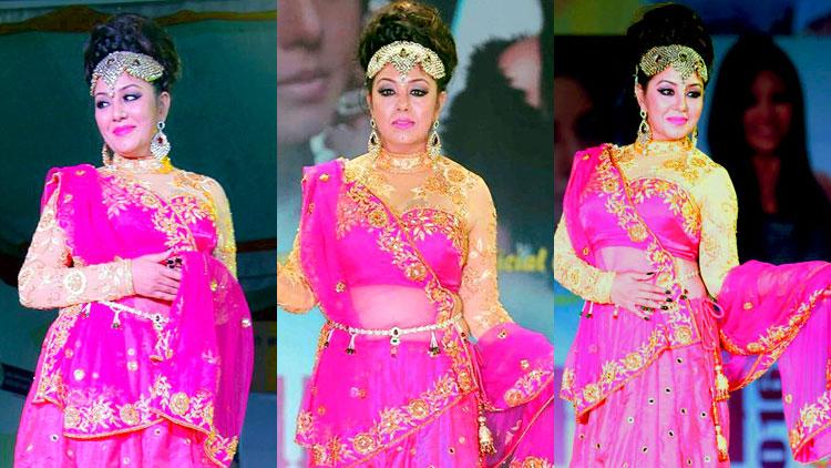 karishma-manandhar-fashion-show-pokhara