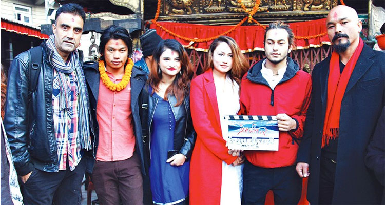 "Prem Geet 2"" Shooting Begins 