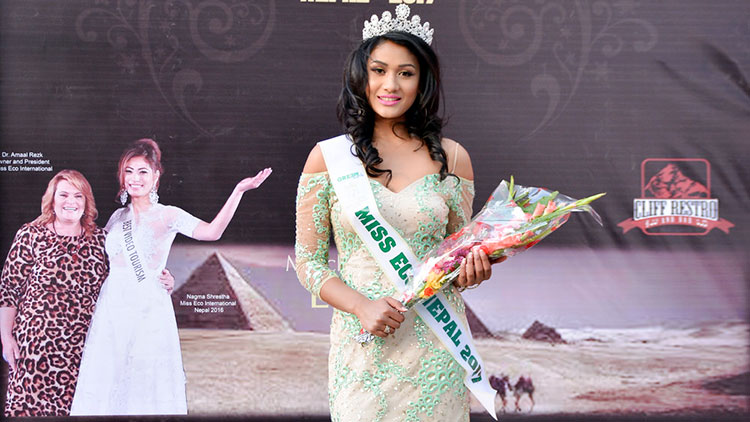 Miss Eco Nepal 2017 | Ronali Amatya